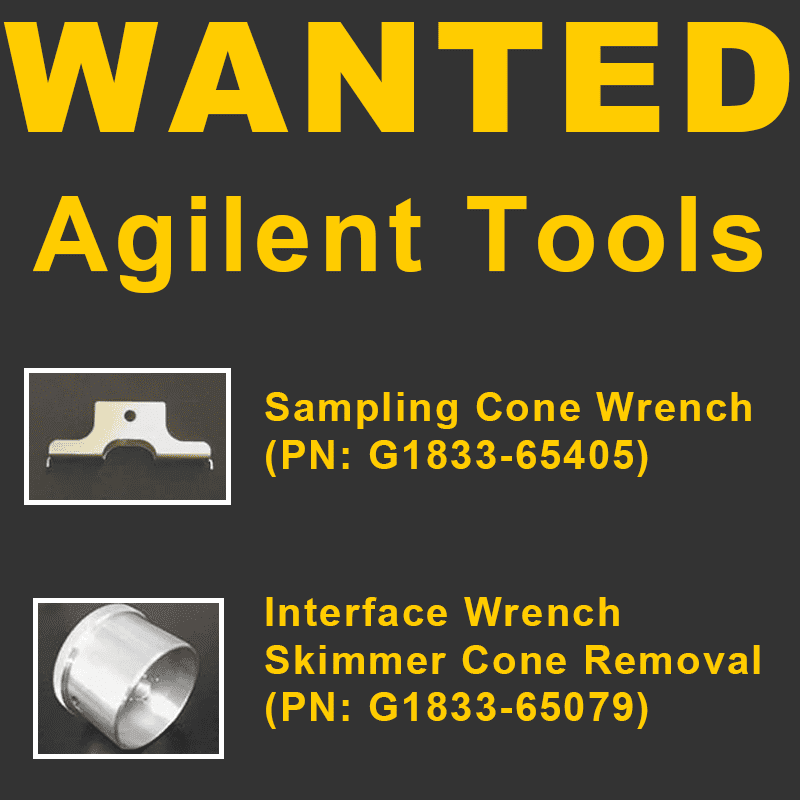 WANTED Agilent Tools