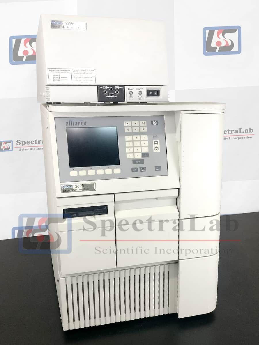 Waters Alliance 2690/2695 HPLC System with Waters 2996 PDA