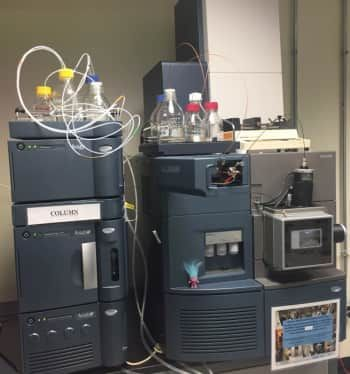 Waters Acquity Ultra-High Performance Liquid Chromatography System