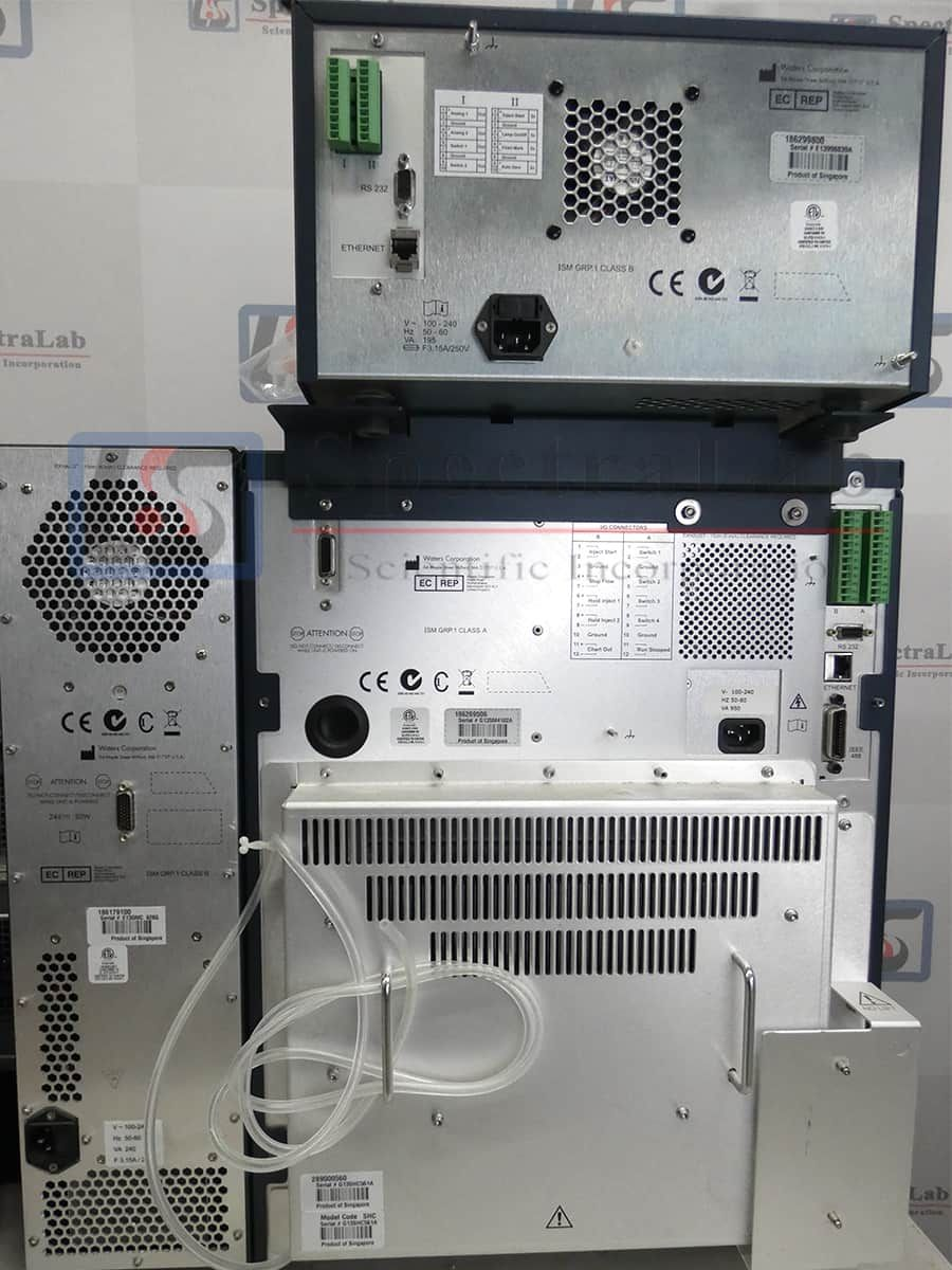 Waters Alliance e2695 HPLC System with 2998 PDA Detector