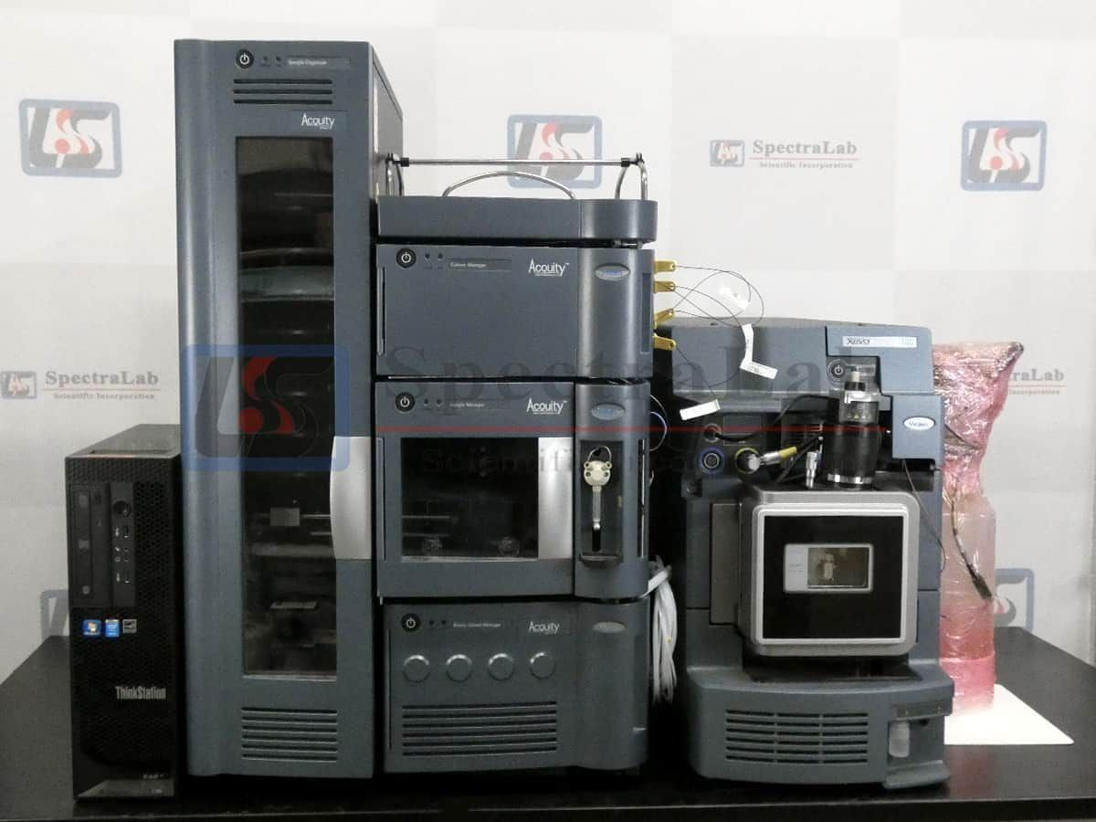 Waters Xevo TQD with Waters Acquity UPLC (2015 Model)