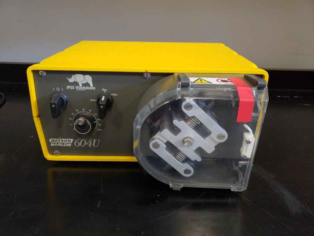 Watson Marlow Model 604U peristaltic pump - Excellent condition SALE PRICED $1295