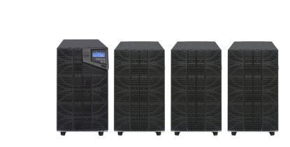 Plug And Play 10 kVA / 10,000 Watt Power Conditioner, Voltage Regulator, & Battery Backup UPS With Built In Isolation Transformer