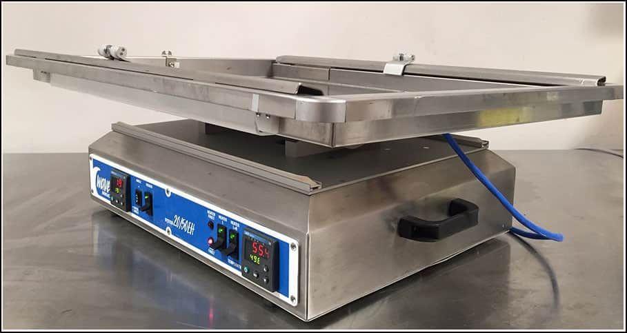 Wave Bioreactor System 20/50EH w/ Heater & Platform W WARRANTY