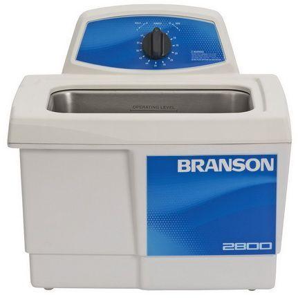 Bransonic M2800 Ultrasonic Cleaner