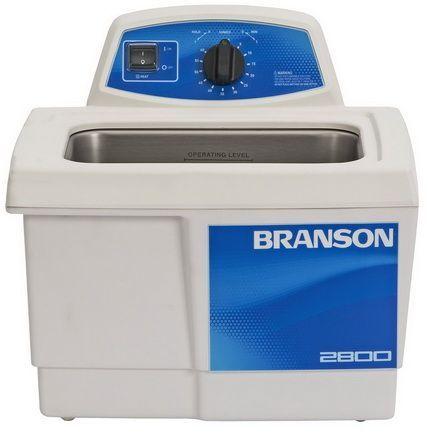 Bransonic M2800H Heated Ultrasonic Cleaner