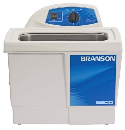 Bransonic M3800H Heated Ultrasonic Cleaner