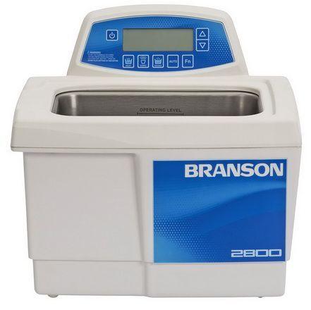 Bransonic CPX2800H Heated, Digital Ultrasonic Cleaner