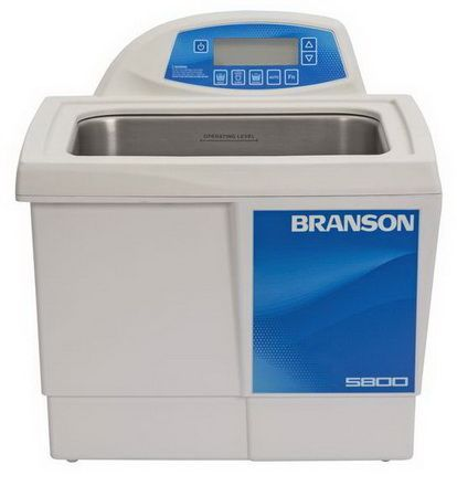 Bransonic CPX5800H Heated, Digital Ultrasonic Cleaner