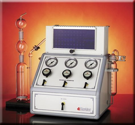 Koehler K47500 Wickbold Combustion Apparatus