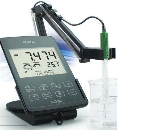 Hanna Instruments HI 2020 Digital, Portable pH Meter