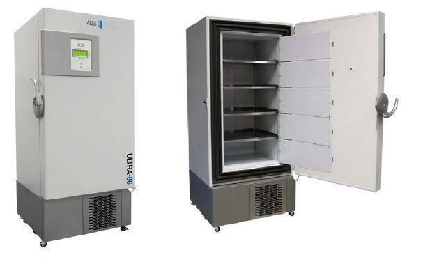 ABS 17 cu-ft Upright Ultra-Low Freezer