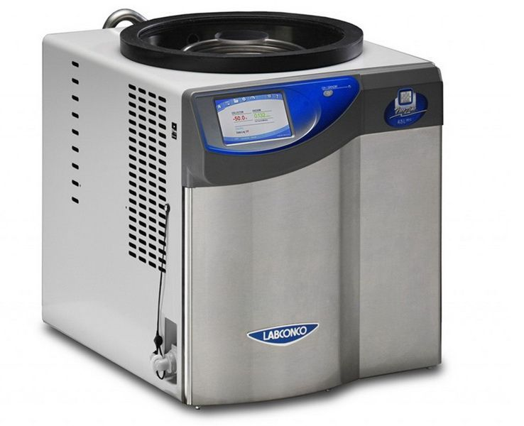 Labconco FreeZone 4.5L Bench-model Freeze Dryer