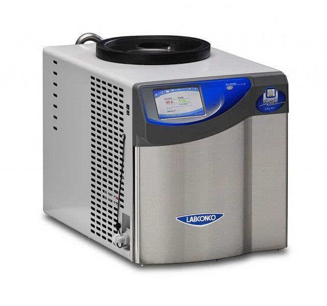 Labconco FreeZone 2.5L Bench-model Freeze Dryer