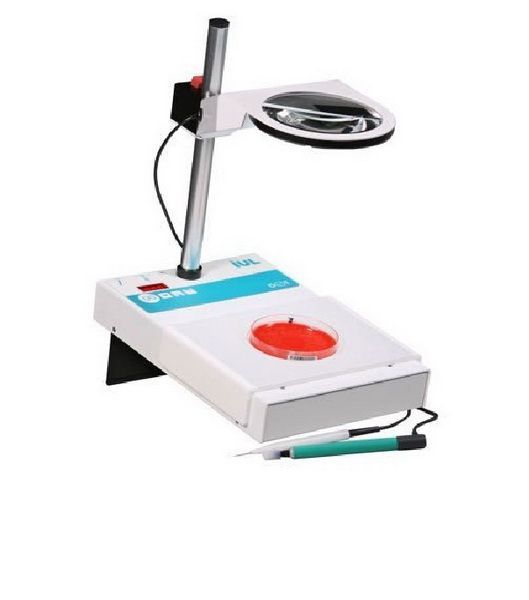 IUL With Bottom Light Manual Colony Counter