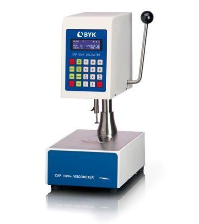 BYK CAP 2000+ L or H Digital, Cone-Plate Viscometer