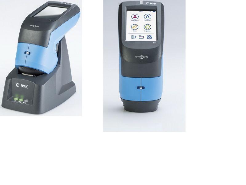 BYK Gardner spectro2guide d/8 Color Spectrophotometer