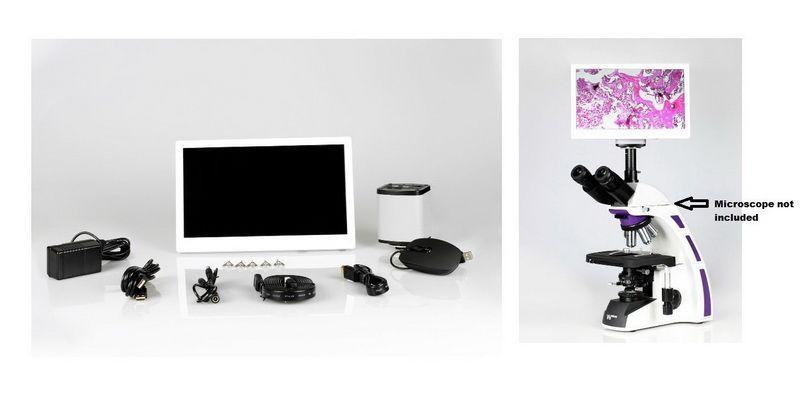 WP RET11.6 Camera Microscope Component