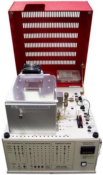 SRI 8610 Biodiesel Gas Chromatograph (GC)