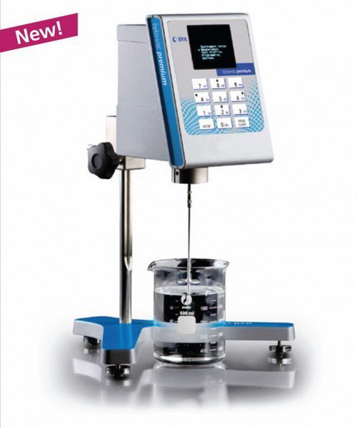 Byko-visc Helio Stand Helipath stand Viscometer Component