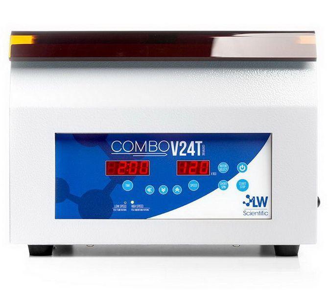LWS Combo V24T Bench-model Centrifuge