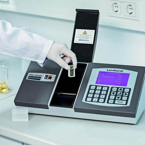 Lovibond PFXi-195/5 Color Spectrophotometer
