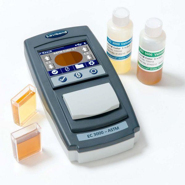 Lovibond EC 3000 ASTM Color Color Comparator