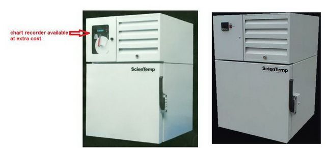 Scientemp 86-01 Benchtop, Ultra-Low Freezer