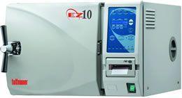 Tuttnauer EZ10P (with printer) Bench-model Autoclave