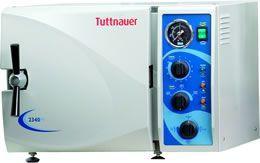 Tuttnauer 2540MK Autoclave Sterilizer