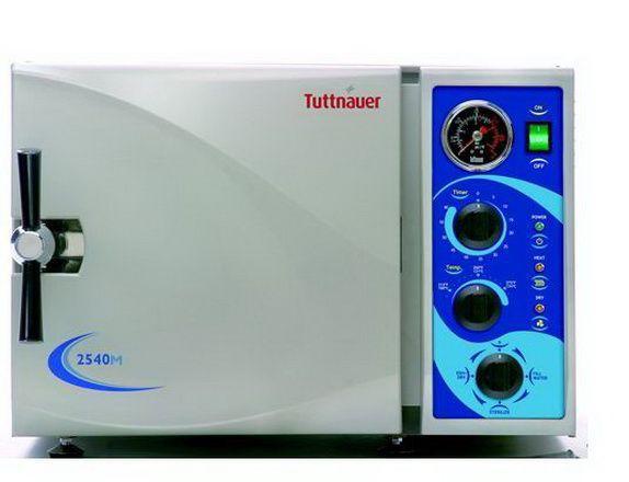 Tuttnauer 2540M Autoclave Sterilizer