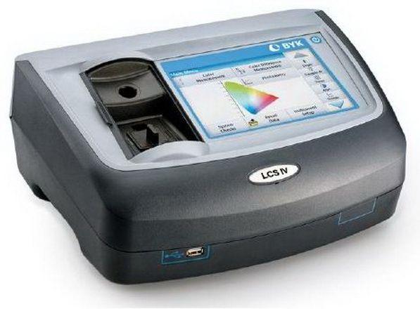 BYK Gardner LCS IV (9562) Color Spectrophotometer