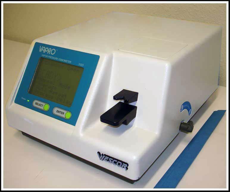 Wescor Vapor Pressure Osmometer Vapro 5520 w WARRANTY