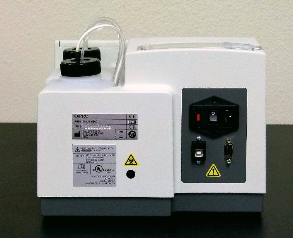 Wescor EliTech Vapro 5600 Vapor Pressure Osmometer