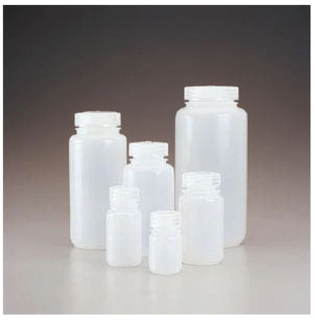 Thermo Scientific Nalgene™ Wide-Mouth HDPE Packaging Bottles with Closure: Bulk Pack