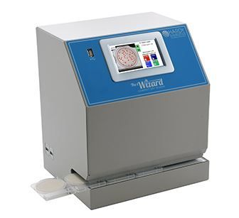 Hardy Diagnostics The Wizard CompactDry™ Reader