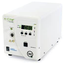 Excelitas X-Cite exacte Metal Halide Fluorescence Illuminator