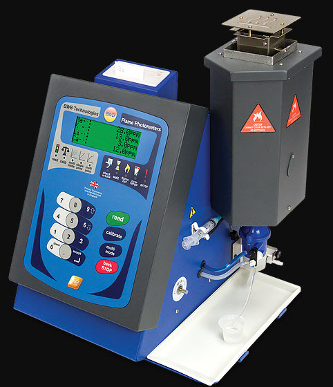 BWB Technologies USA XP Plus Flame Photometer