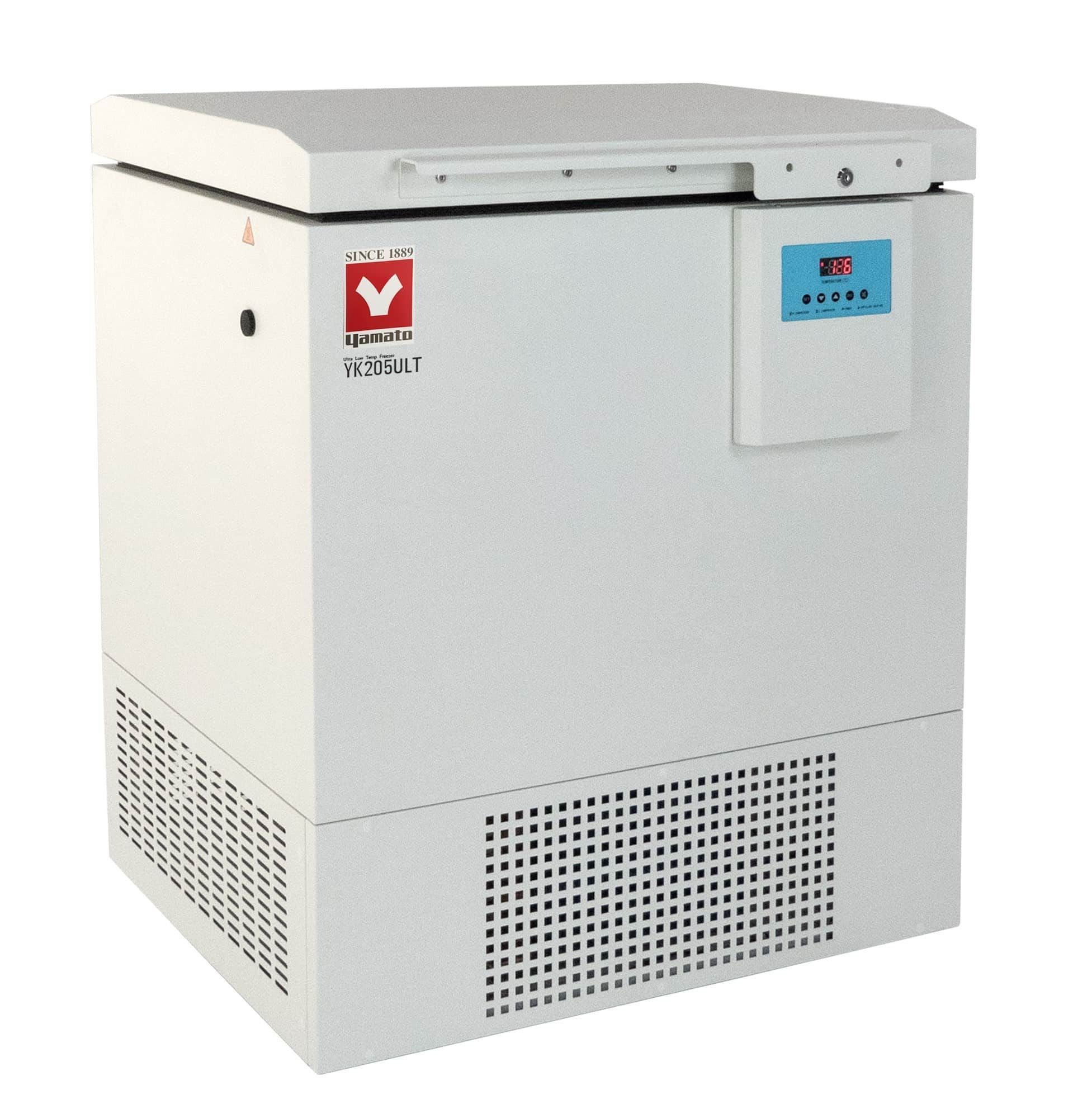 Yamato YK205ULT Ultra Low Temperature Freezer