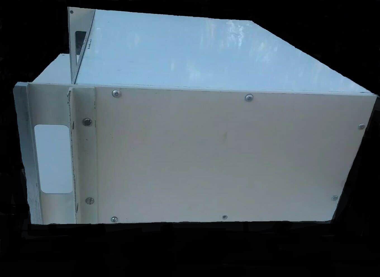 Weather Computer System by Ellason w/ antenna EWR Radar Systems