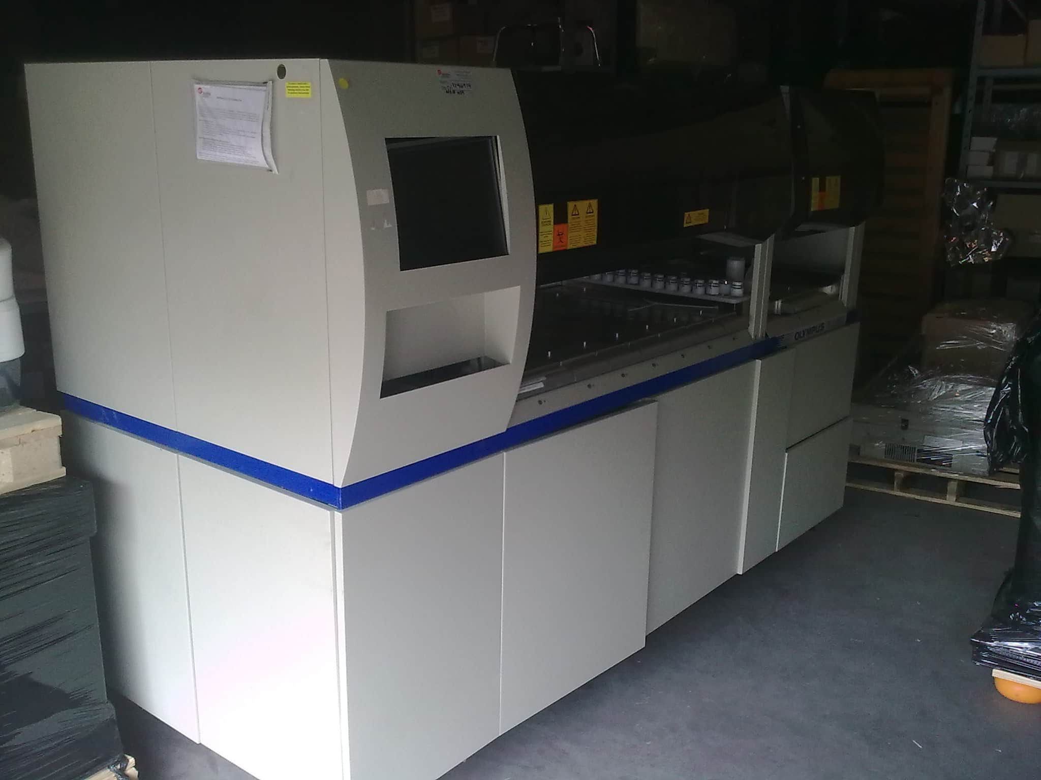 BECKMAN COULTER Olympus OLA 2500/HS