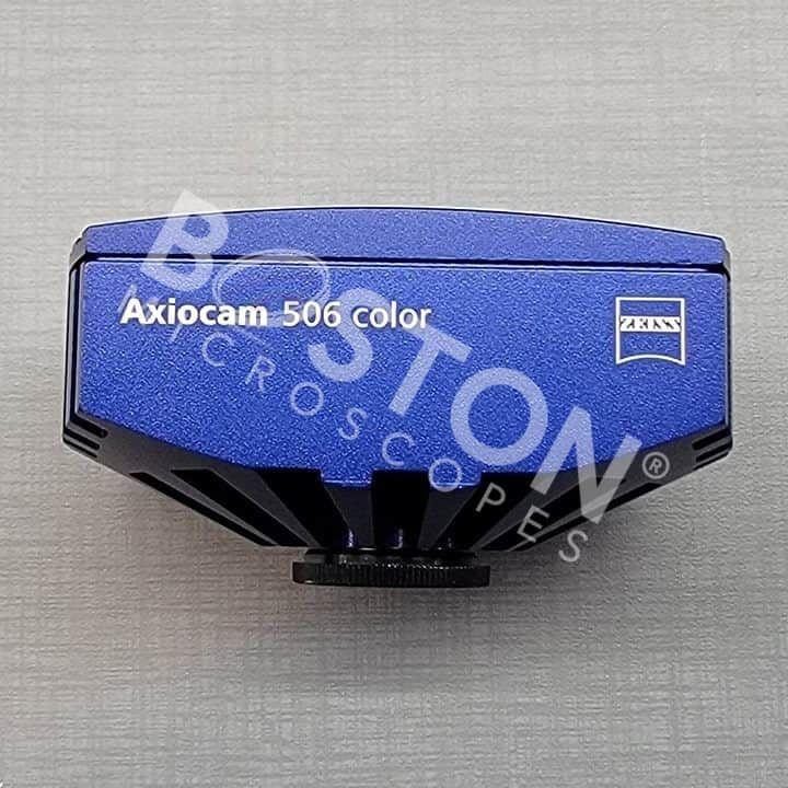 Zeiss AxioCam 506 6mp CCD Color Microscope Camera