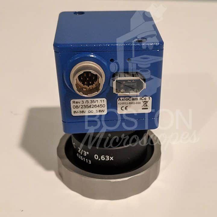 Zeiss AxioCam ICc 1 1.4MP Color Microscope Camera