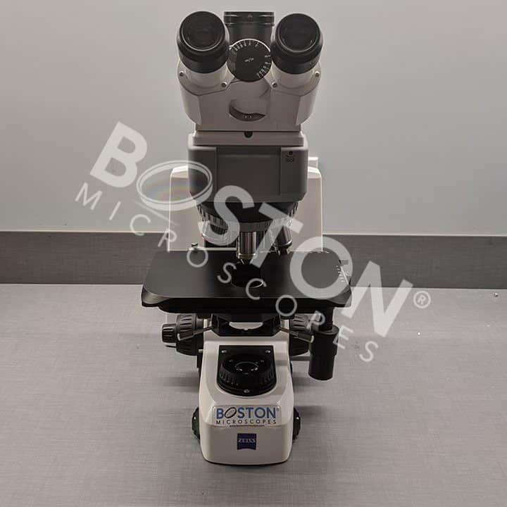 Zeiss Axio Scope A1 Trinocular Upright Microscope