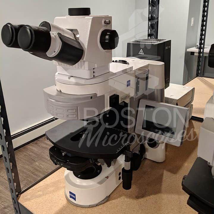 Zeiss Axio Imager Z1 Upright Trinocular Fluorescence Microscope
