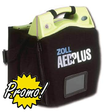 Zoll AED Plus AED - Choose A Free Accessory