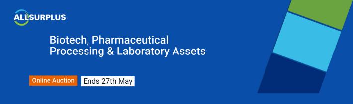 BioPharma Equipment (North America) - Biotech, Pharmaceutical Processing & Laboratory Assets - 22628