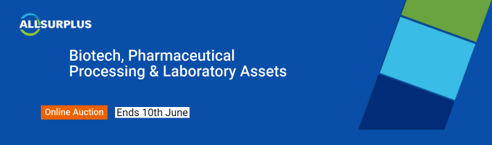 BioPharma Equipment (North America) - Biotech, Pharmaceutical Processing & Laboratory Assets -  22629