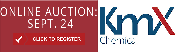 Timed Online Auction - KMX Chemical Recovery Plant
