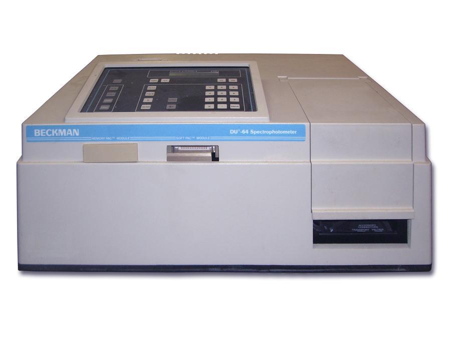Beckman Spectrophotometer